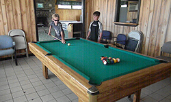 Lounge Pool Table